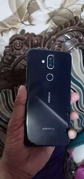 First Read Ad Carefully Nokia 8.1 want to sell screen cracked