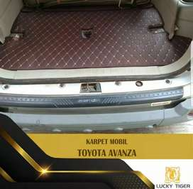 Inovasi terbaru, Karpet mobil premium, Toyota Avanza