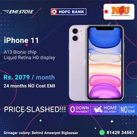 Apple iphone 11 now available at new slashed price and 24 months emi
