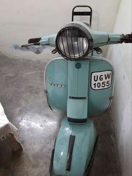 Vespa Piaggio 150cc well-maintained single owner scooter 1986 model