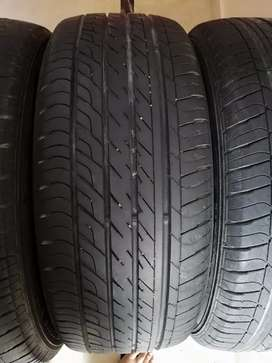 Dunlop Tyres 205/55/16 Original Japanese Almost New