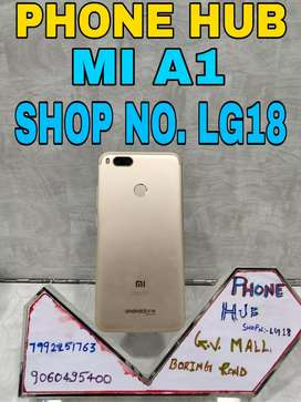 Mi A1 (4/64) Gold In Super Mint Condition Available Heree