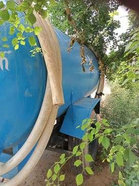 Safety tanker new