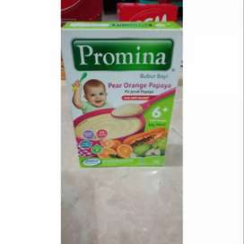 Bubur bayi promina 6+ keatas