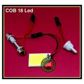 Led cob 18 led, lampu kabin