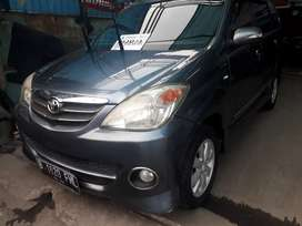 Toyota avanza S manual 2009