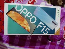 oppo f 15. 15days use only