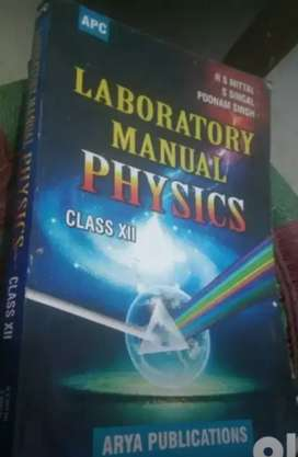 Physics laboratory manual