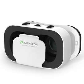 Online Wholesales VR Shinecon Headset 3D Virtual Reality Glasses for 4