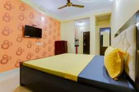 Furnished apartment with all furniture in crossing republic ghaziabad
