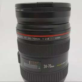 Lensa Canon 24-70mm F2.8L Kode UY, Lokasi Surabaya Utara