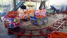 RAA Jual odong odong fiber robocar poli mini coaster