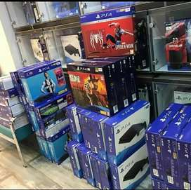 PS4 console games co troller sale offer 1 year warranty