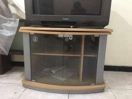 TV Model Tabung + meja TV