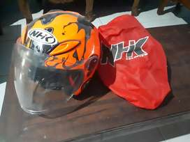 Helm Half face NHK R6