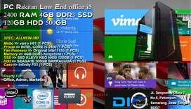 PC Admin Marketing Intel I5 2400 RAM 4GB DDR3