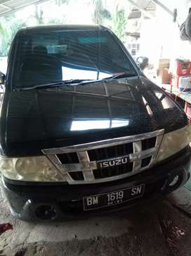 Isuzu panther LS turbo thn 2008