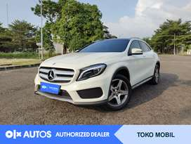[OLXAutos] Mercedes-Benz GLA200 2016 Sport 1.6 A/T Putih #Toko Mobil
