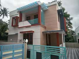 4.5 cent,1550 sqft,3bhk house Vattiyoorkavu