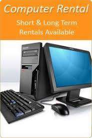 Computer and Laptop Available On Rent For Call Center,Offices,Classess