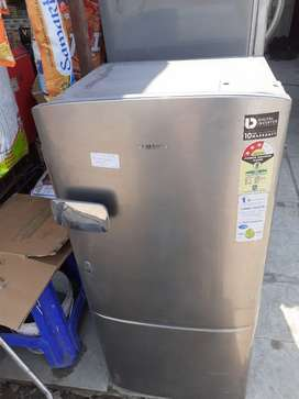 New single door fridge for rent