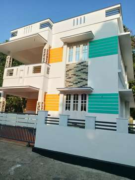 4 bhk 1600 sqft new build ready to occupy house at varapuzha koonammav