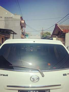 Daihatsu xenia body kaleng warna favorit putih
