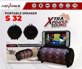 Speaker bluetooth s32