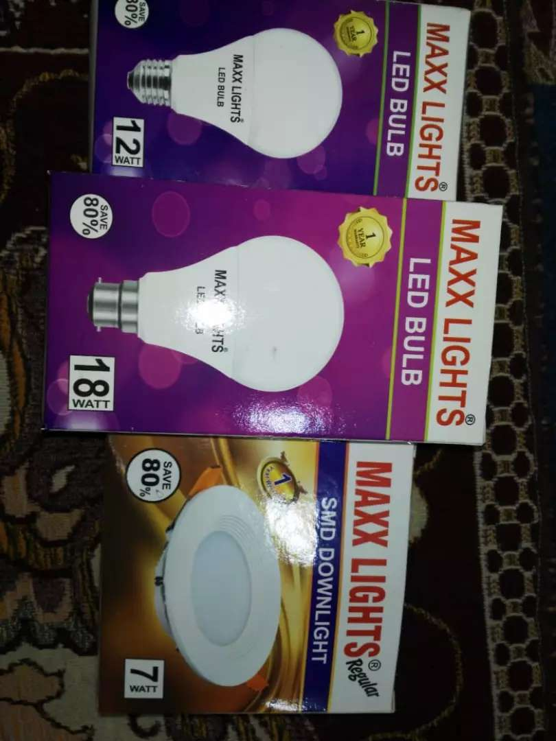 MAXX LED BULBS