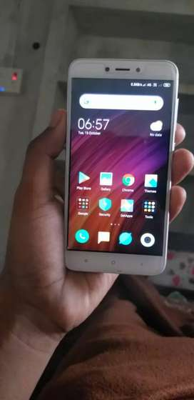Redmi 4 You excited to buy contact me 3GB RAM 32GB ROM