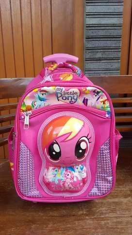 Tas dorong Little Pony
