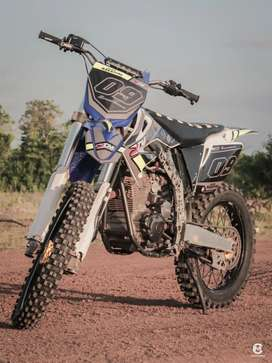 Klx scorpio spek full build up
