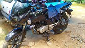 Bajaj Pulsar 150 engine work complete.