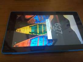 LENOVO TAB3 7 TABLET...1GB ram, memory card slot available.