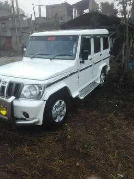 Bolero car in good condition..private use car..no any problem