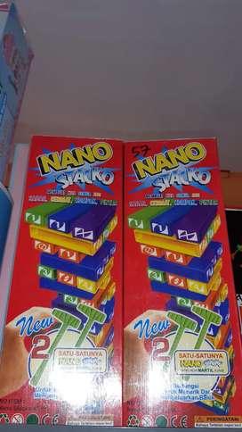 Mainan Uno Stacko