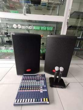 Dijual Paket Sound Sistem Outdoor