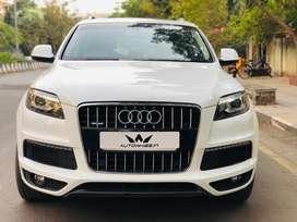 Audi Q7 2009 Diesel 53000 Km Driven