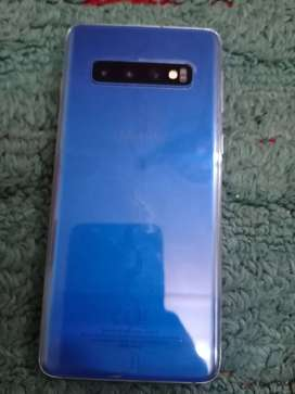 Samsung S10 with Full Packing only Imei Changed
