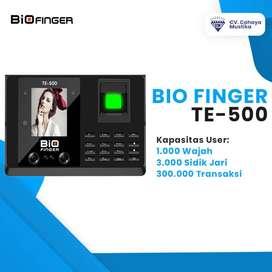 Jual Mesin Absensi Wajah Malang Murah Bio Finger TE-500