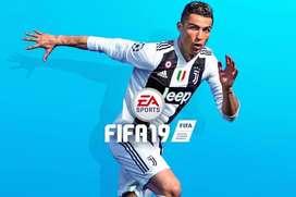 KASET XBOX ONE FIFA 19