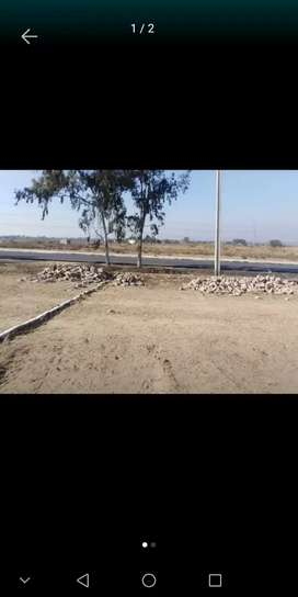 Three marla plots availabe for sale in gujar khan