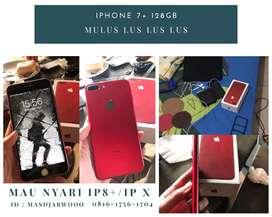 Iphone 7plus 7+ 128gb jual/tt