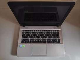 Leptop Asus X441U Core i3 Gen6 VGA 829MX 4/500GB