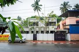 Fully furnished house  by side of- Eanchakkal to Attakkulangara Road