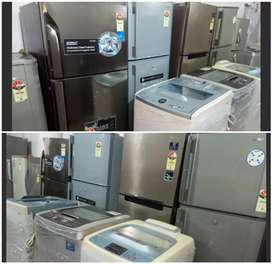Good sale Washing Machine //fridge with warranty 5 year delivery free