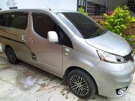 Nissan Evalia 1.5 SV 2012 (Km.60rb) Istimewa Cantik Kali