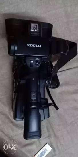 Sony pxw x160 camera