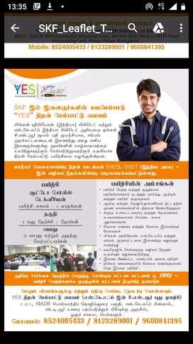 SKF- YES Training Centre, Bommachandra, Bangalore