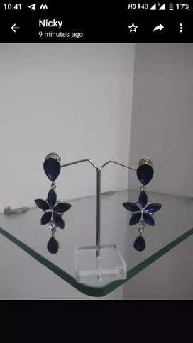 Necklace earings n rings